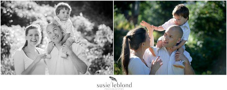 susie leblond photography: Nicole, Harvey and Dan