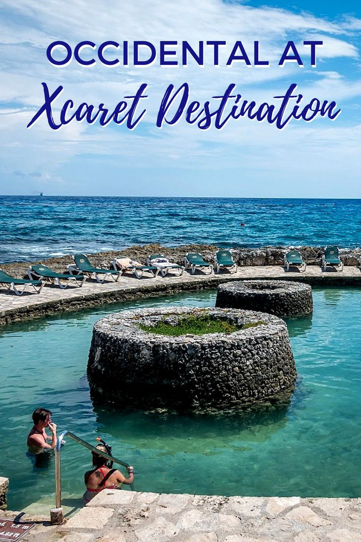 Vacation Made Simple At The Occidental At Xcaret Destination Occidental Xcaret Occidental Xcaret Mexico Occidental