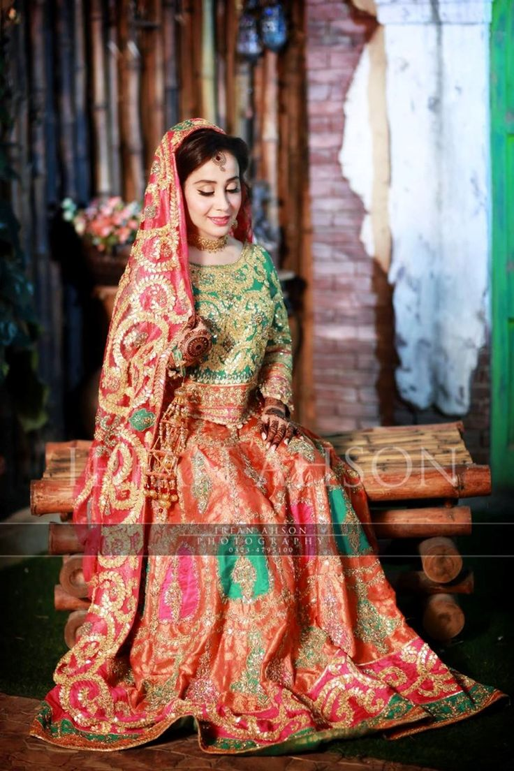 Bride inspiration - Pakistani dresses | Irfan Ahson Wedding Photography