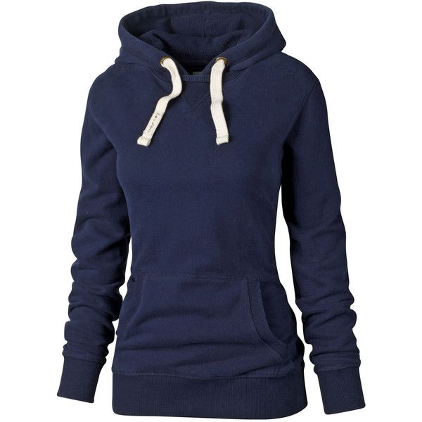 I like the pockets in these things. Navy Daria Overhead Hoody (48 NZD), in jersey cotton. (SOLD OUT) from fatface.com.