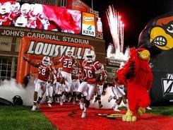 Louisville born, Kentucky raised:) Love my Cardinals!