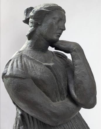 Pénélope (détail)  Antoine Bourdelle© Stéphane Piera / Musée Bourdelle / Roger-Viollet