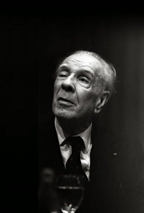 Borges todo el año: Jorge Luis Borges - El encuentro (Foto de Antonio Nodar) http://borgestodoelanio.blogspot.com/2014/05/jorge-luis-borges-el-encuentro.html