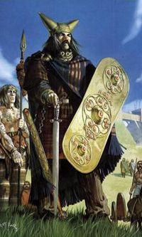 Les guerriers Tuatha dé Danaan étaient des géants doués d'une force surhumaine http://eden-saga.com/fr/tuatha-de-danaan-sidhe-monde-souterrain-portes-dolmeniques.html