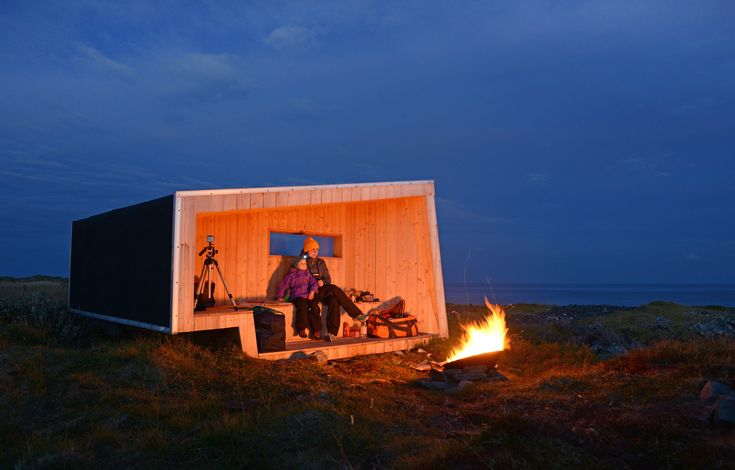 Biotope, a three-strongNorwegian practice based in the Arctic town of…
