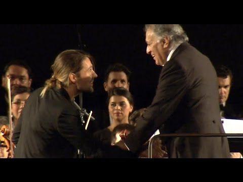 David Garrett: Tchaikovsky Concerto for Violin and Orch. P. 3 | Zubin Mehta - YouTube