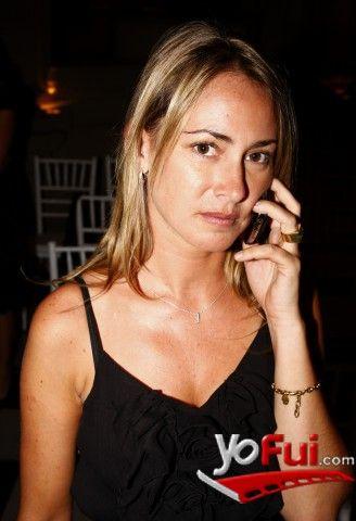 YoFui.com: Lorena Álamos en Lanzamiento Revista ERES de Ripley, Club de La Unión, Santiago (Chile)
