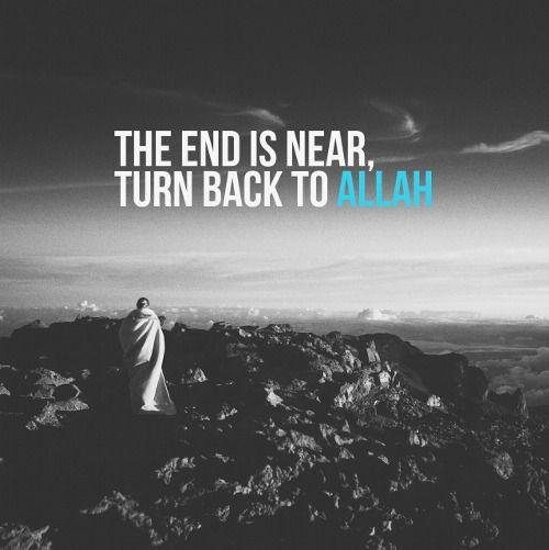 Turn Back to Allah ♥   ~Amatullah♥