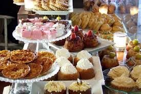 Image result for images for petit fours in bloubergstrand