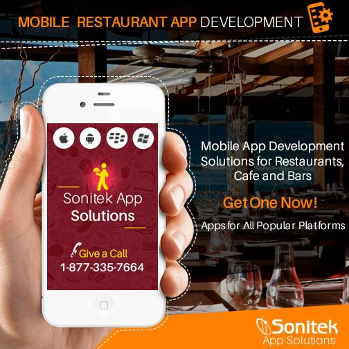 Turning traditional way with modern way of dining can be the best way to increase restaurant's revenue. ‪#‎RestaurantMobileApp‬