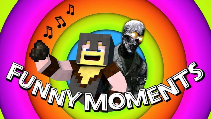 Funny Videos & Moments ★ STINKY ZOMBIE FEET & NOISY COAL (YouAlwaysWin)…