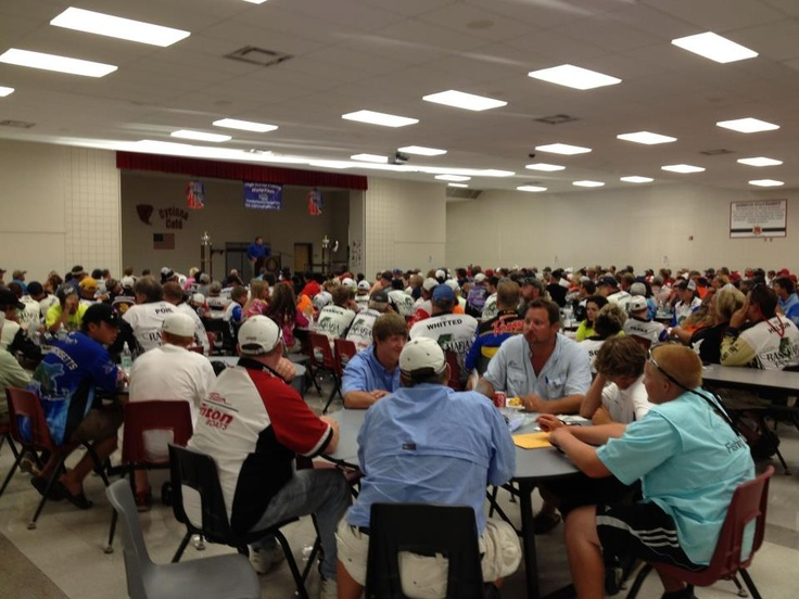 Record Setting Field Kicks off the 2012 High School Fishing World Finals Tomorrow | Student Angler Federation