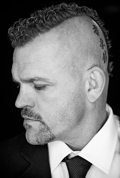Chuck Liddell Photoshoot — James Law Photos