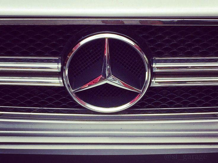 WE LOVE Mercedes Benz @sl_garage /// www.sl-garage.com /// Visit Us ...