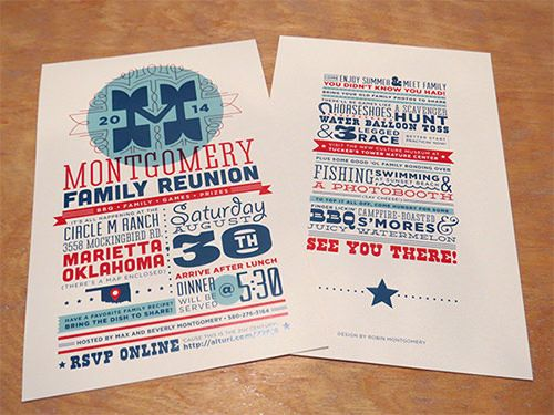 Best Family Reunion Invitations Ideas On   Family