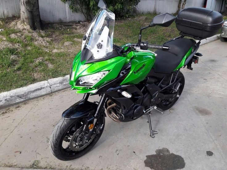 Kawasaki Versys 650 - Año Touring - 5500 km - TuMoto.com Colombia