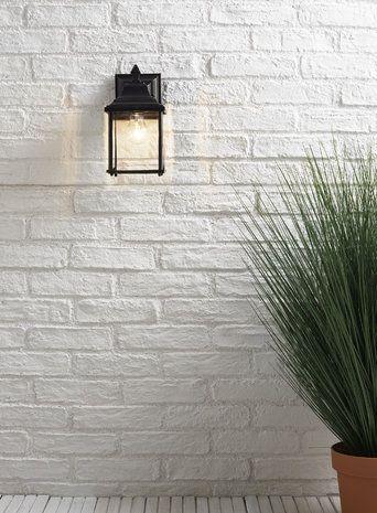 Lynton outdoor wall light
