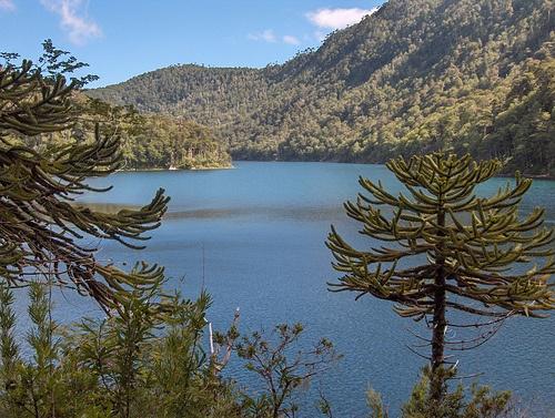 Laguna Verde, Huerquehue