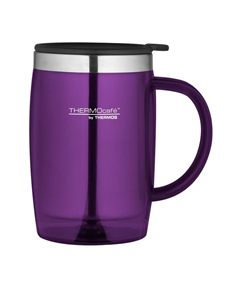 #ThermoCafé Desk #Mug Purple 0.45L