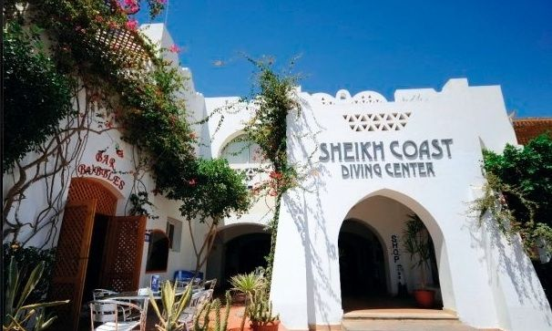 DOMINA CORAL BAY SHEIKH COAST DIVING CENTER