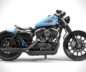 Custom Harley Sportster by Shaw Speed
