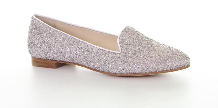 Pertini Glitter Loafer @ Van Arendonk