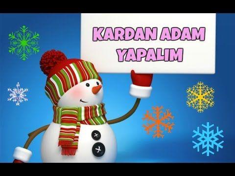 #Kardan Adam Yapalım  Şarkısı #kardanadam #kardanadamşarkısı #kardanadamyapalımşarkısı #okulöncesi #çocukşarkıları #okulşarkıları