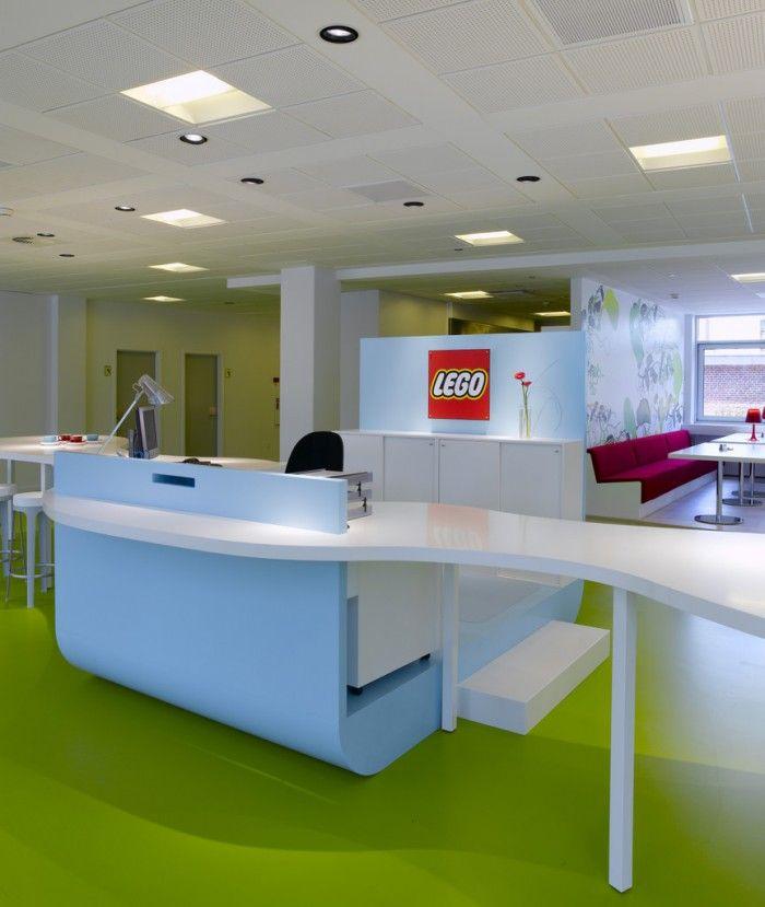 LEGO's Colorful Denmark Headquarters | Inthralld