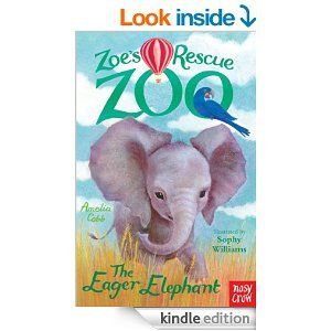 Zoe's Rescue Zoo series