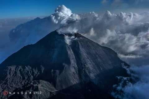 Volcan pacaya guate