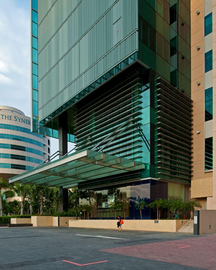 Exterior Building Design 16 best high tech buildings images on pinterest | architecture