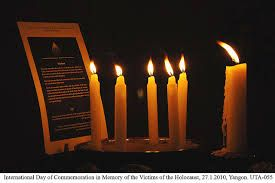 International Day of Commemoration in Memory of the Victims of the Holocaust  etc: http://www.un.org/en/holocaustremembrance/2012/calendar2012.html