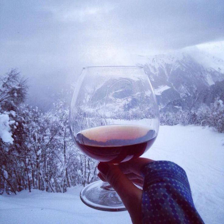 Mestia, Svaneti ☺️❤️❄ https://www.facebook.com/georgiaandtravel/posts/371328726382735:0