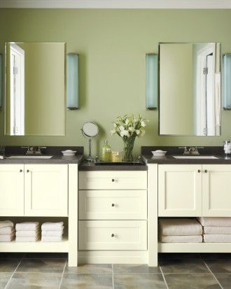 """See the """"Double the Fashion: Martha Stewart Living Ox Hill Cabinets"""" in our  gallery"""