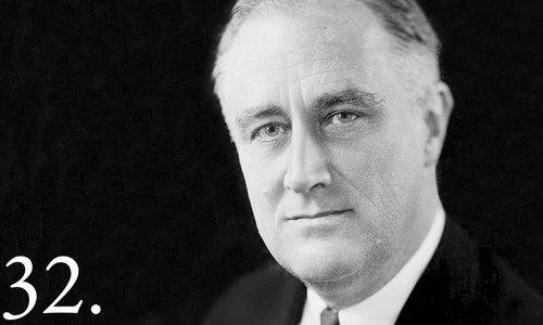 Sự thật chưa từng tiết lộ về Tổng thống Mỹ Franklin Roosevelt