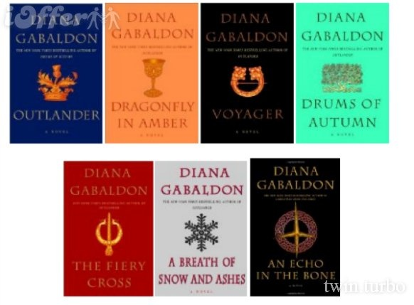 Diana Gabaldon - Outlander Series