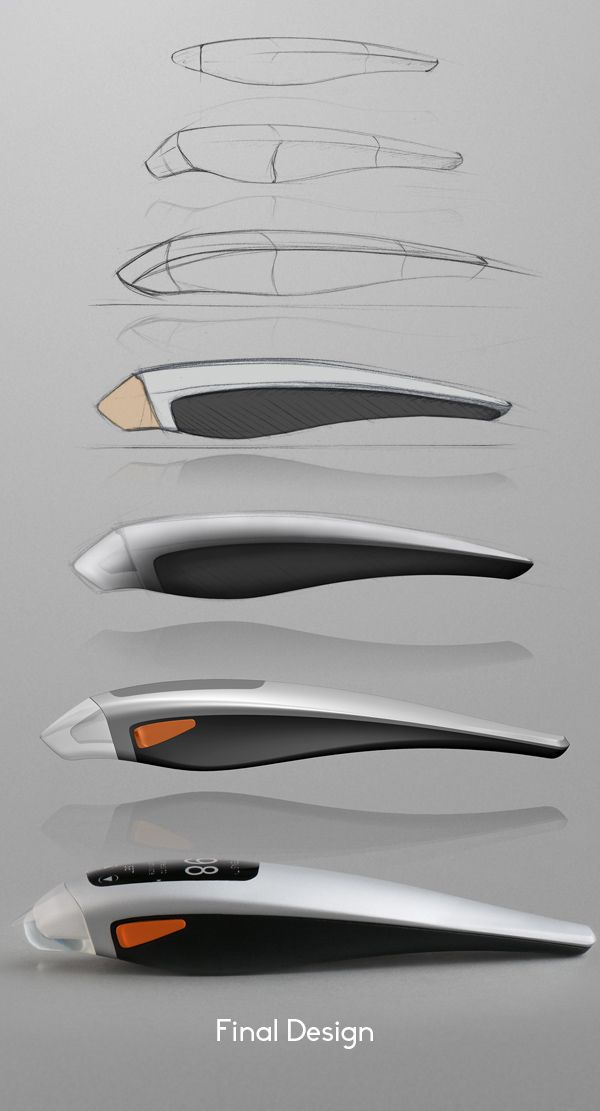 Suture - Future Medical Device on Industrial Design Served