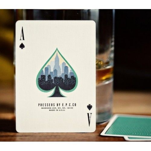 Buy Pressers Playing Cards online at JP Playing Cards