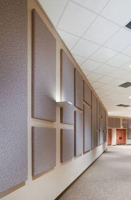 Armstrong Custom Soundsoak Continental Flooring