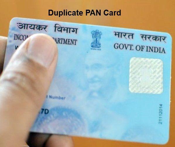 Get Duplicate PAN Card, If Original One is Lost  #duplicatepancard #pancardlost #reissuepancard