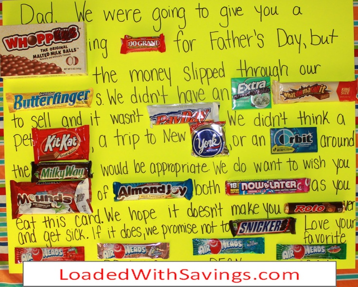 A Christmas poem using candy bar names can be created or found online; for example, a Christmas poem might read,
