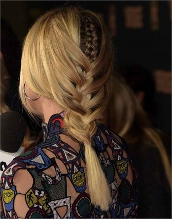 Intrecci tra i capelli - VanityFair.it