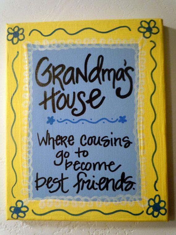 Nana: Cousins Camps, Grandma Gifts, Organizations Ideas, Best Friends, Childhood Memories, Gifts Ideas, My Cousins, Grandparents Day, So True