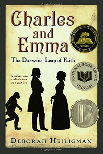 Charles and Emma: The Darwins' Leap of Faith Square Fish https://www.amazon.com/dp/0312661045/ref=cm_sw_r_pi_awdb_x_QNABybJH6NGB8