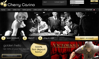 """Cherry Casino which is one of the one-and-only online casinos since 2000 has a foundation history which goes back as far as 1963 when """"AB Restaurang Rouletter"""" was established by the partners """"Bill Lindwall and Rolf Lundström"""" and entered the online ga ..."""