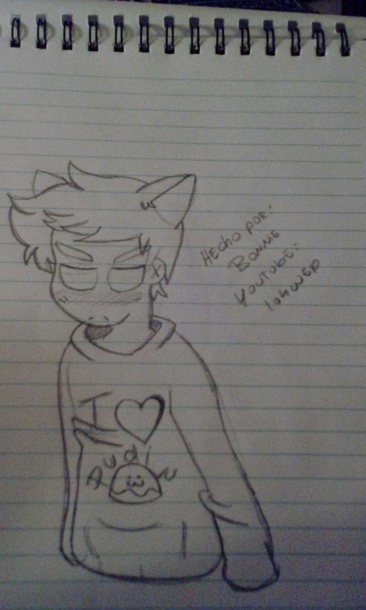 Foxy :3  Hecho por : Bonnie #Bonnie Draws