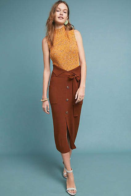 38623a1cb Eva Franco Prexy Knit Skirt #ad #AnthroFave #AnthroRegistry Anthropologie # Anthropologie #musthave #styleinspiration #ootd #newarrivals #outfitideas  ...