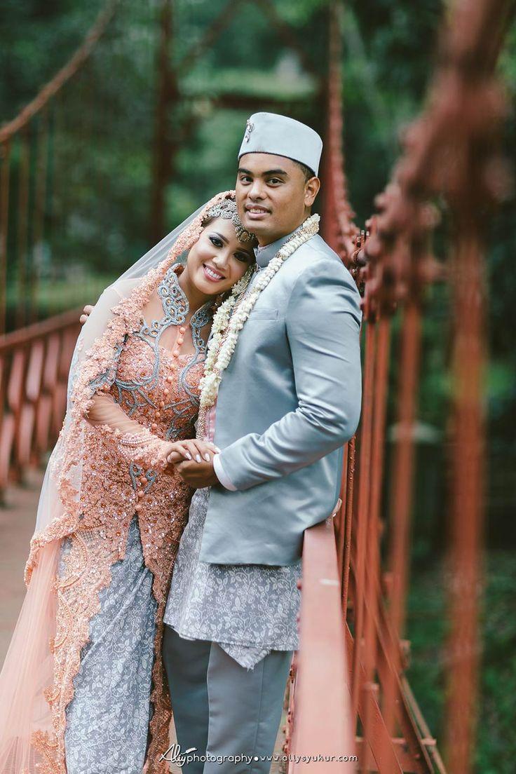 American Couple Post Wedding - Kebun Raya Bogor Post Wedding 17