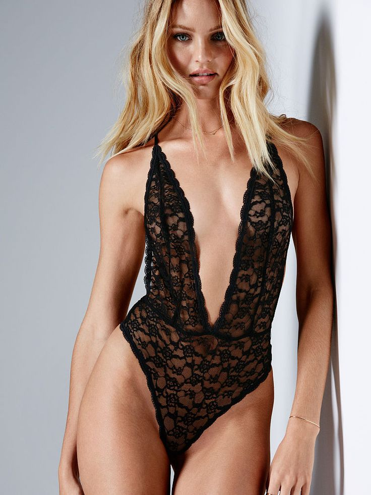 Plunge Teddy - The Lacie - Victoria's Secret
