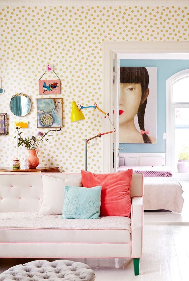 105 best wanddesign ideen images on pinterest - Wohnzimmergestaltung Grn